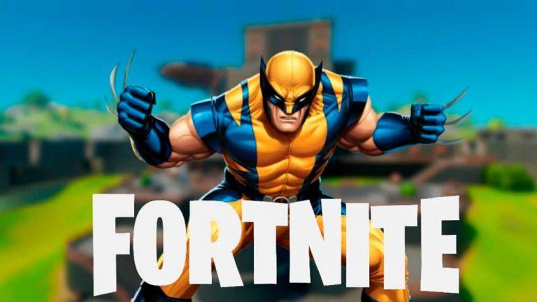 Cómo cargarte a Wolverine en Fortnite y fardar de que has vencido a Lobezno