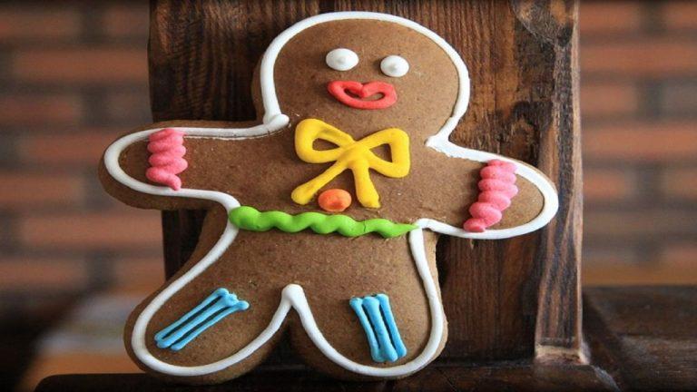 Cómo hacer unas galletas de jengibre y canela ideales para la Navidad