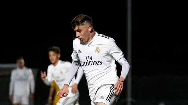 El canterano del Real Madrid que se rifan los equipos europeos