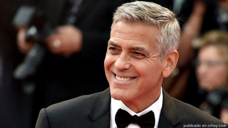 Así es la primera película de George Clooney en Netflix