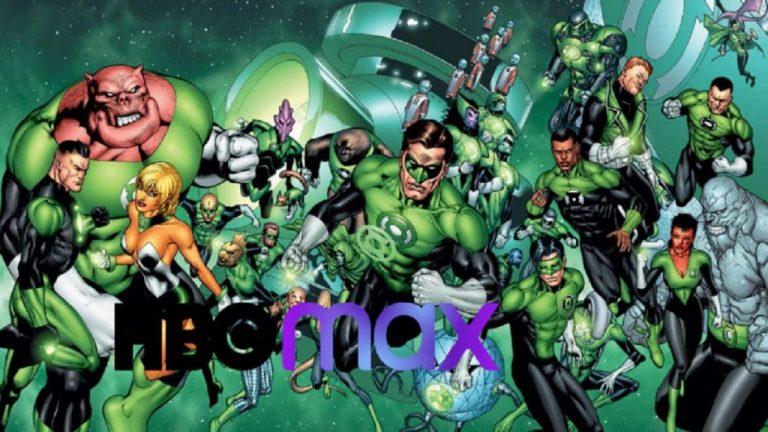 Todos los detalles sobre la adaptación de Green Lantern en HBO Max