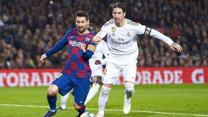 El Real Madrid resucita y ahonda en la herida del Barcelona