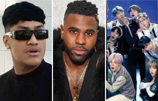'Savage Love', éxito mundial de Jawsh 685, Jason Derulo y BTS