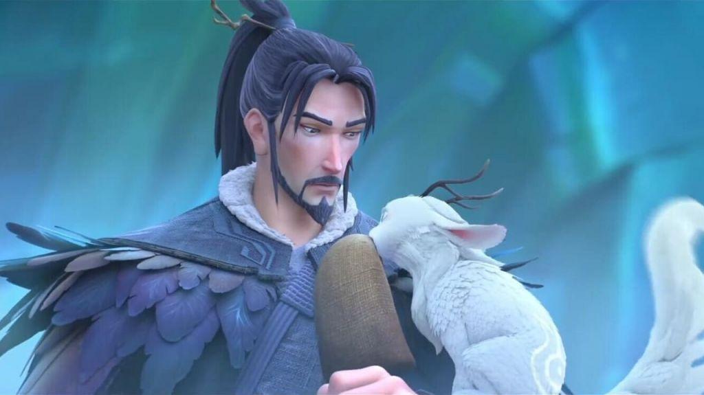 'Jiang Ziya', la película de animación que deja en el suelo a 'Mulán'