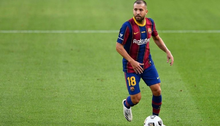 Los nombres que suenan en el Barcelona para sustituir a Jordi Alba