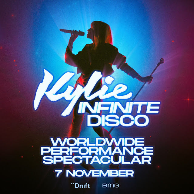 Kylie Minogue infinite disco