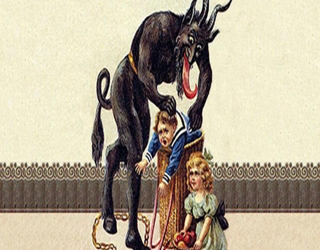 Krampus Navidad