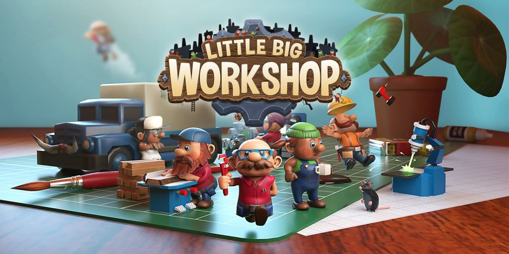 Little Big Workshop: dirige tu propio taller de manualidades