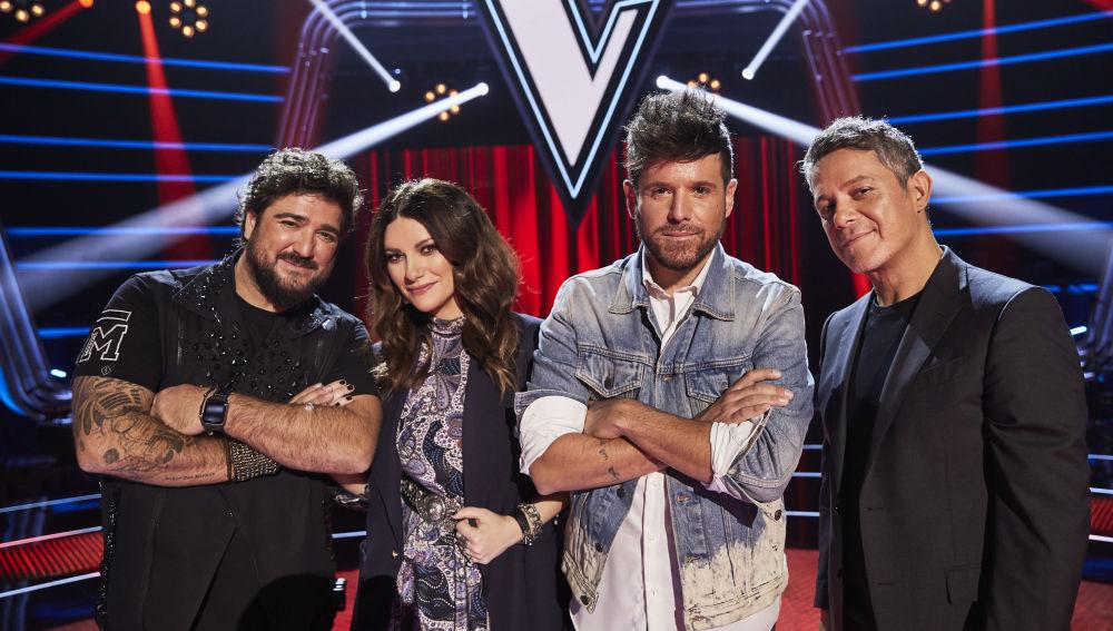 ¿Qué pasó con los ganadores de La Voz España?