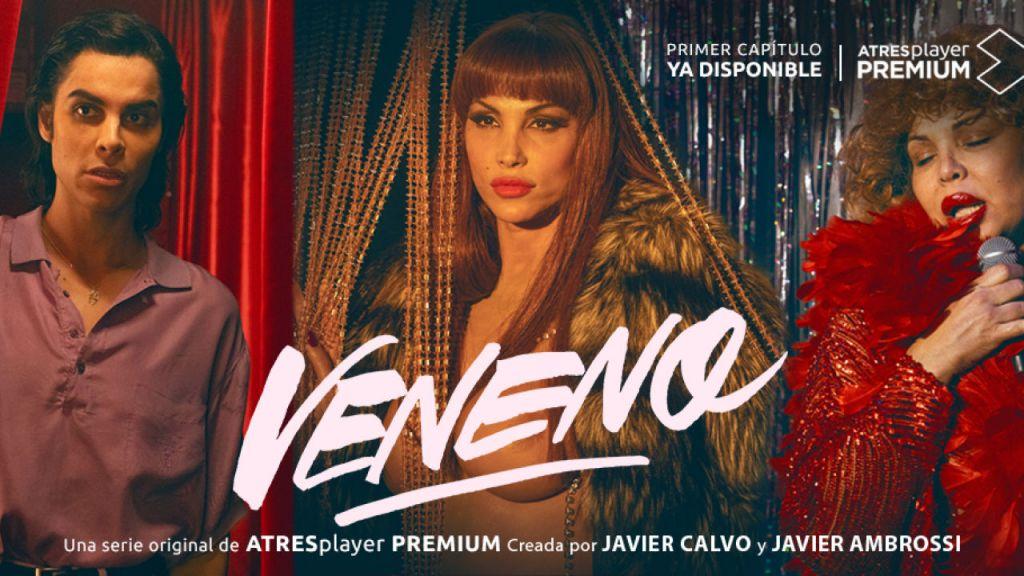 Veneno en Antena 3: fecha de estreno y los detalles del evento especial