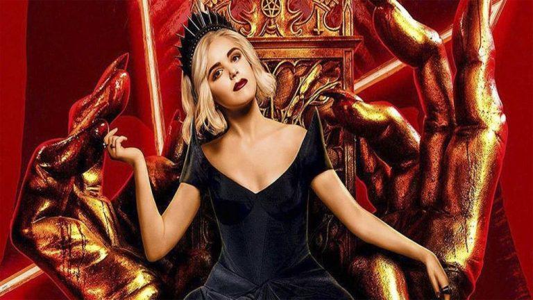 'Las escalofriantes aventuras de Sabrina' dirá adiós en Netflix con su cuarta temporada