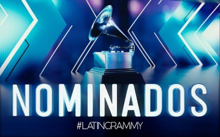 """Nominados a los premios """"Latin Grammy Awards 2020"""""""