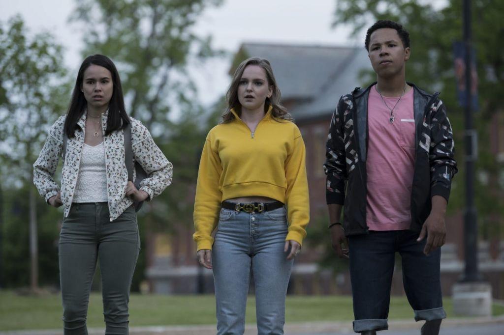 Personajes menores de Locke & Key en Netflix