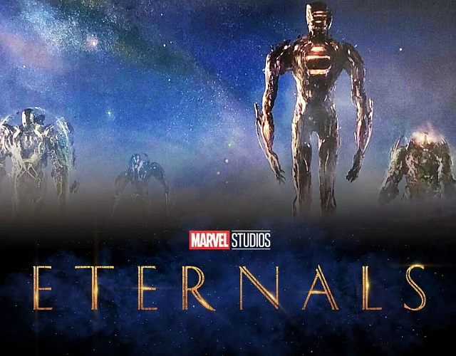 La trama de 'The Eternals' Marvel