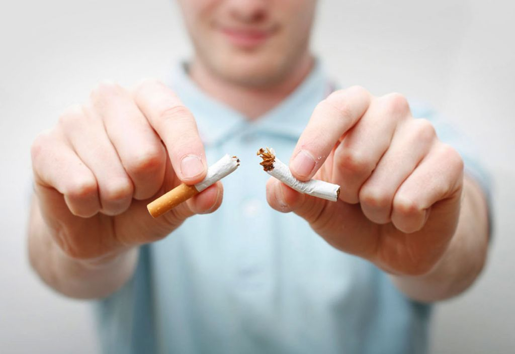 Los vicios al fumar