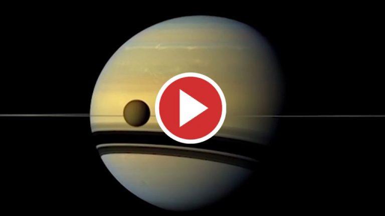 Una de las lunas de Saturno podría revelar antiguos ecosistemas congelados
