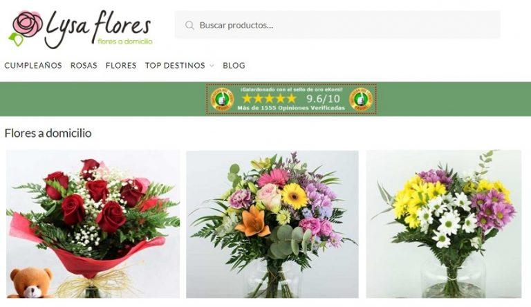 Lysa Flores te ayuda a regalar flores en tiempos de COVID-19