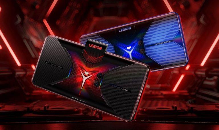 Lenovo lanza en España su móvil 'gaming' Legion Phone Duel
