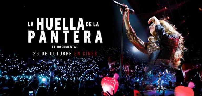 """""""La huella de la pantera"""" de Mónica Naranjo, en cines"""