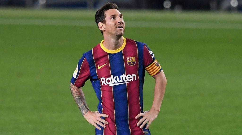 Messi / Barcelona / Koeman