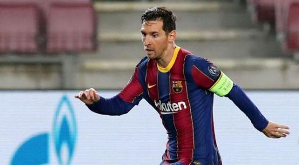 Messi / Koeman