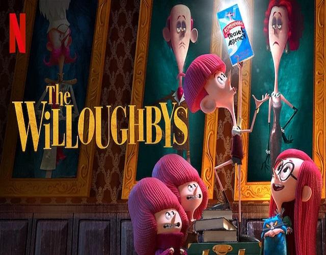 Netflix vs Disney Los Willoughbys
