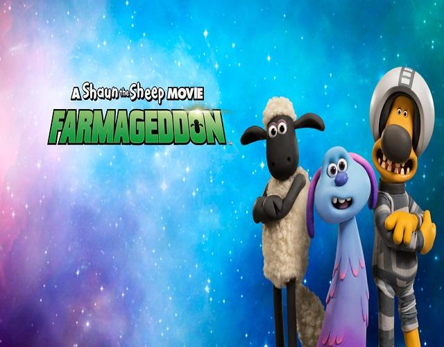 Netflix vs Disney Sheep movie
