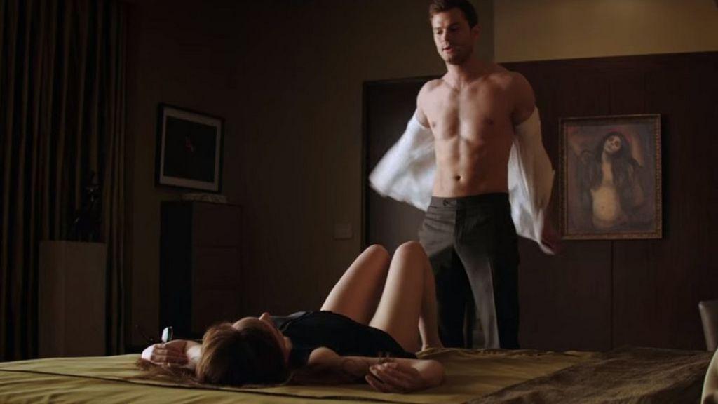 'Pregúntame que quieres' la película erótica que competirá con '50 sombras de Grey '