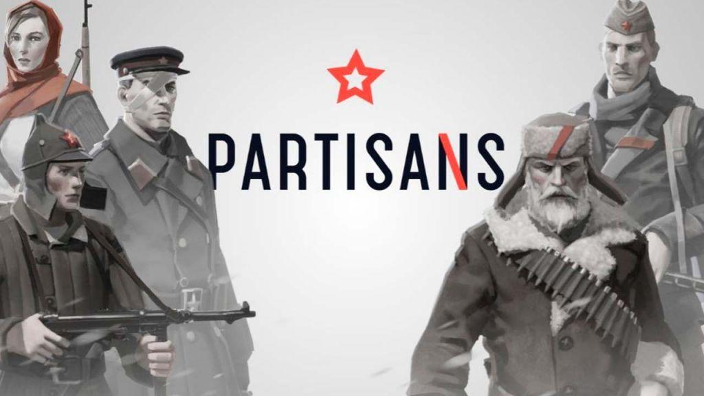 Partisans 1941 – RTS al estilo Commandos