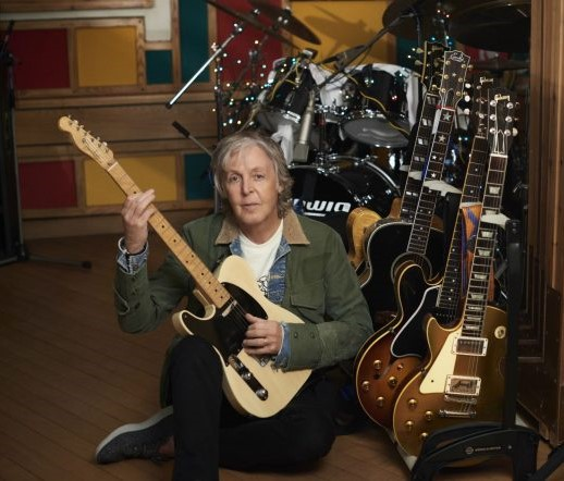 «McCartney III», lo nuevo de Paul McCartney