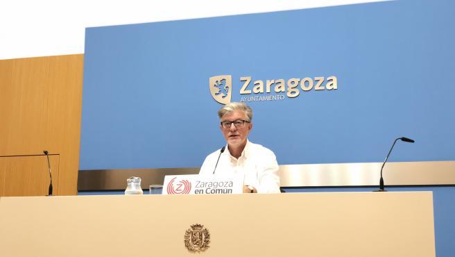ZeC no retira la propuesta de Fernando Simón a Hijo Predilecto