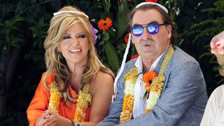 Por qué el marido de Lydia Lozano es un colaborador más de Sálvame (aunque no salga)