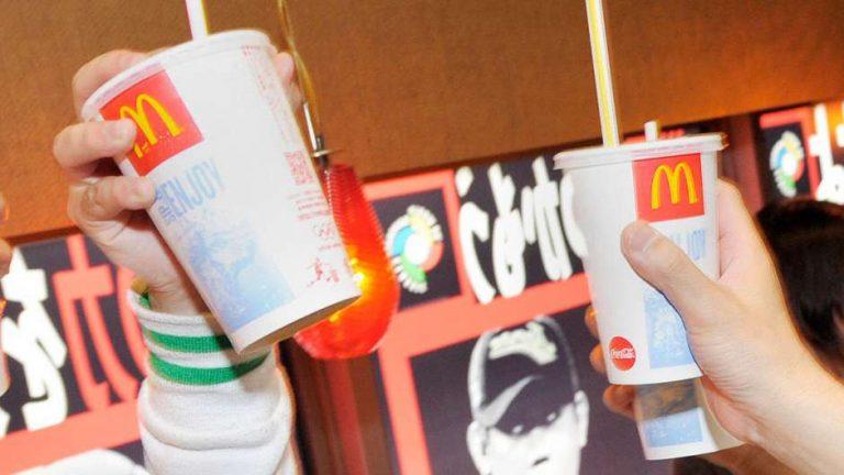 Por qué la Coca-Cola te sabe mejor en el McDonald's