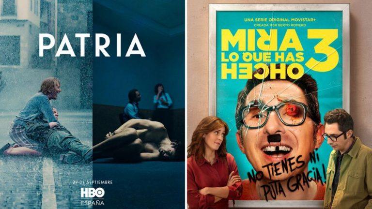 'Patria', 'Veneno' y 'Mira lo que has hecho' entre las ganadoras de los Premios Ondas 2020