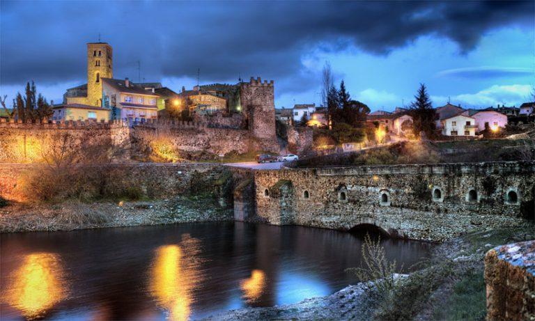 10 pueblos con encanto de Madrid que no se conocen