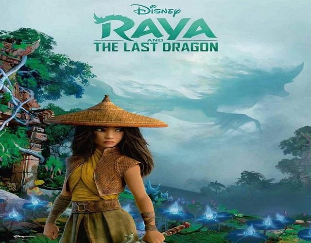 'Raya y el último dragón' Disney historia