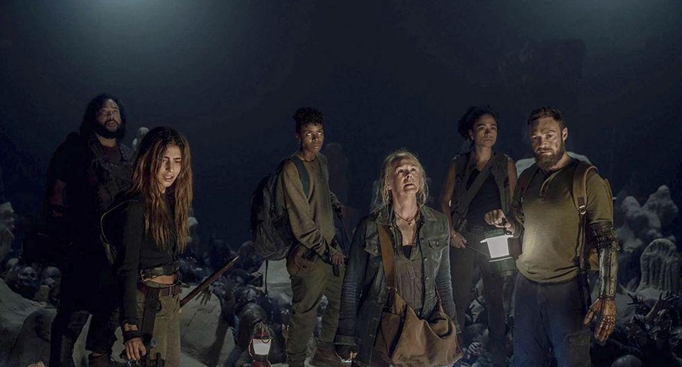 Reparto The Walking Dead 10