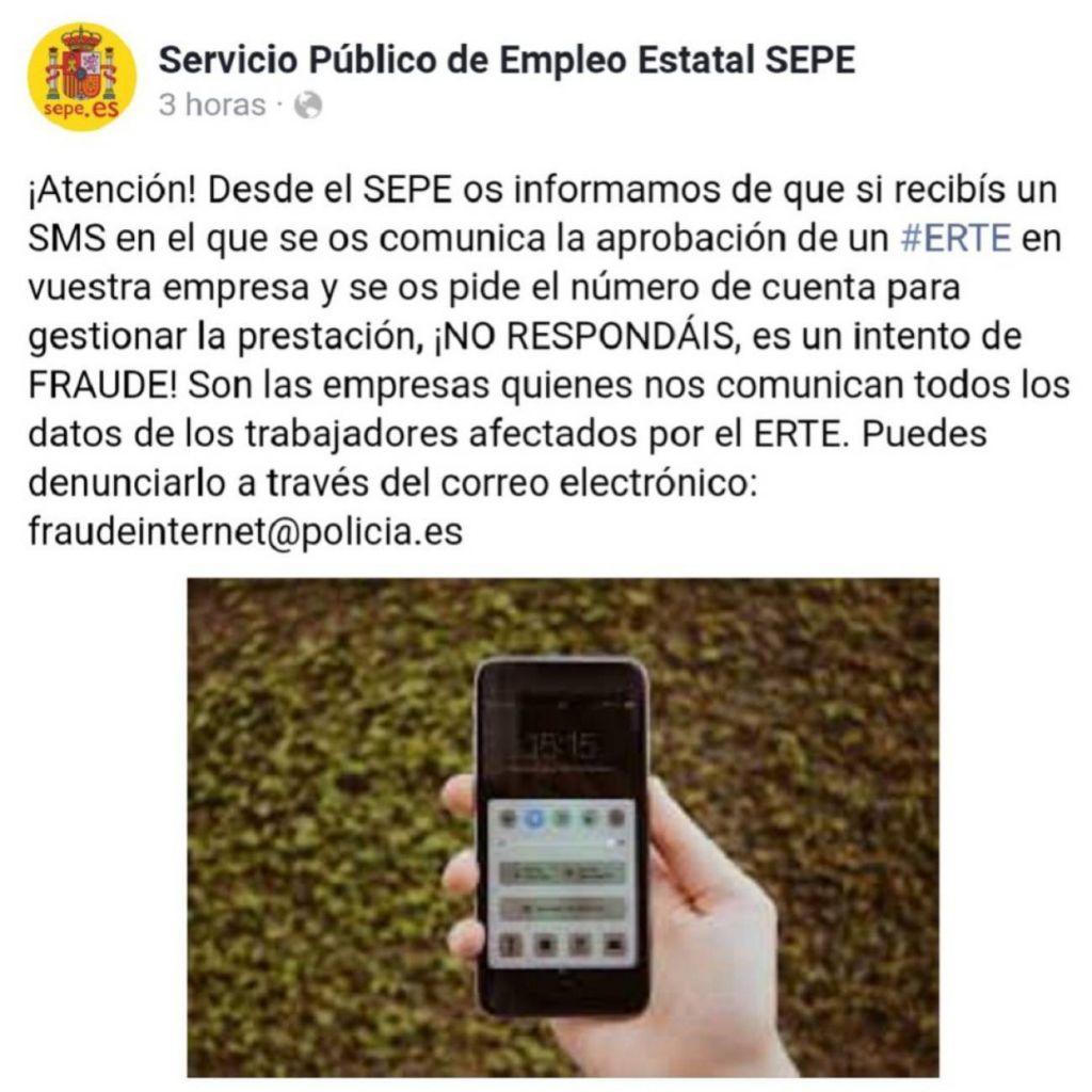 ¿Qué es SEPE?
