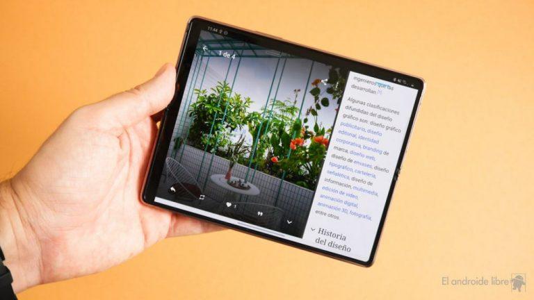 Así es el Samsung Galaxy Z Fold 2, el smartphone plegable más caro de la marca
