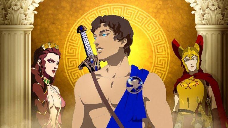 Todo lo que sabemos sobre 'Sangre de Zeus' el nuevo anime de Netflix