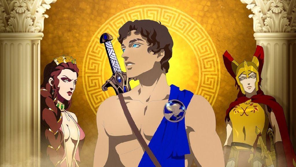 Todo lo que sabemos sobre 'Blood of Zeus' el nuevo anime de Netflix