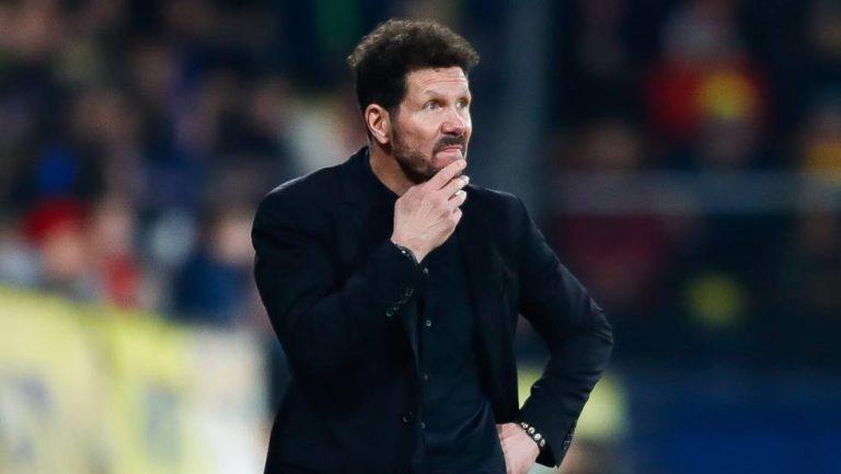 Traición en el vestuario: el futbolista que larga 'pestes' de Simeone