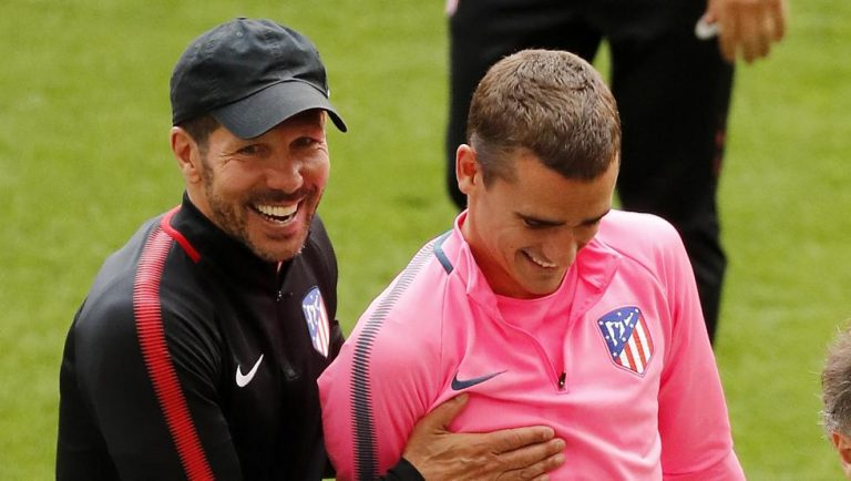 Las verdaderas razones por las que Simeone quiere que Griezmann vuelva al Atlético de Madrid