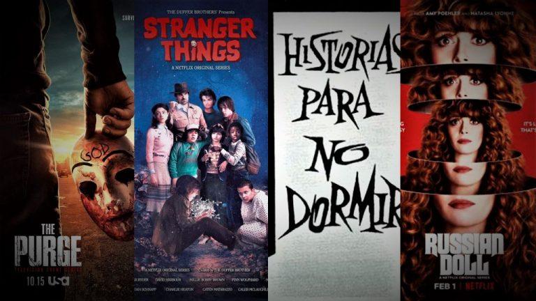 Netflix, Amazon Prime: series que puedes ver en Halloween