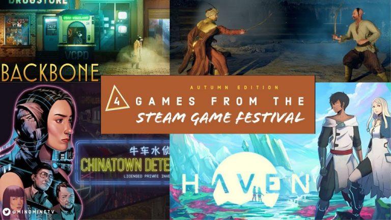 Demos del Steam Games Festival que puedes jugar gratis