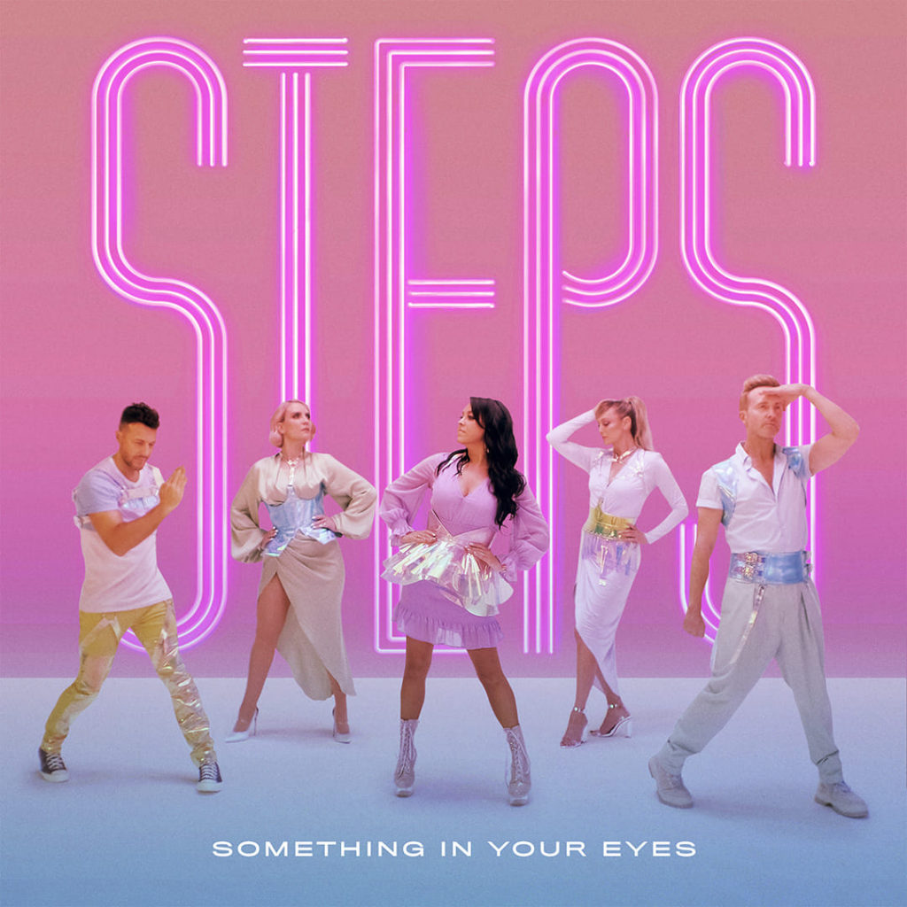 Something In Your Eyes STEPS