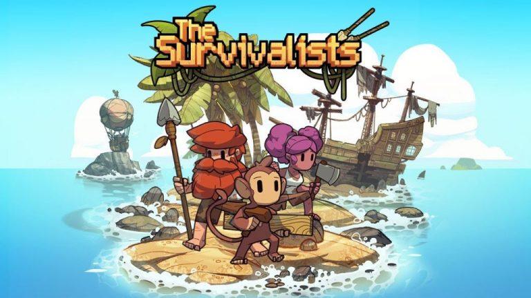 The Survivalists – Sobrevive en la isla con la ayuda de tus monos