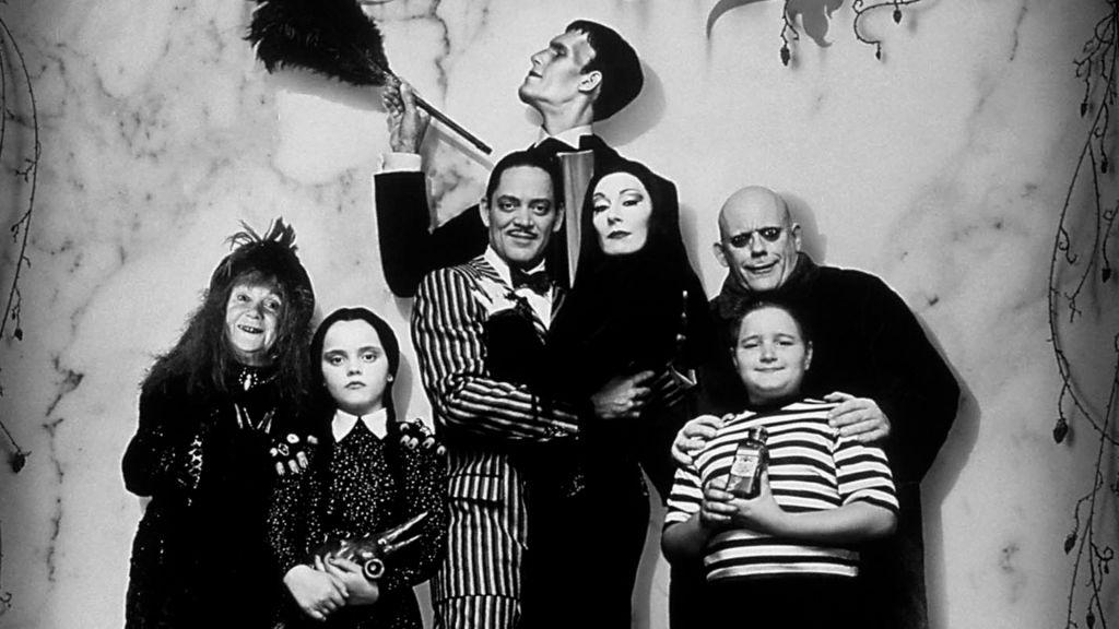 Tim Burton regresa con una serie sobre 'La Familia Addams', en Netflix