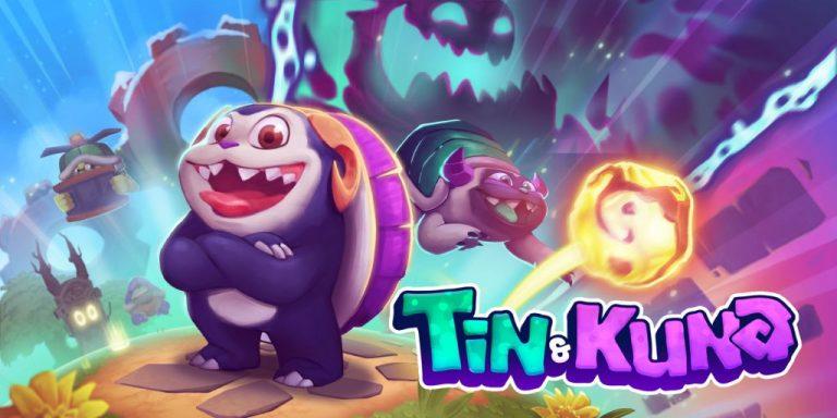 Tin & Kuna – Un plataformas para jugar en cualquier sitio