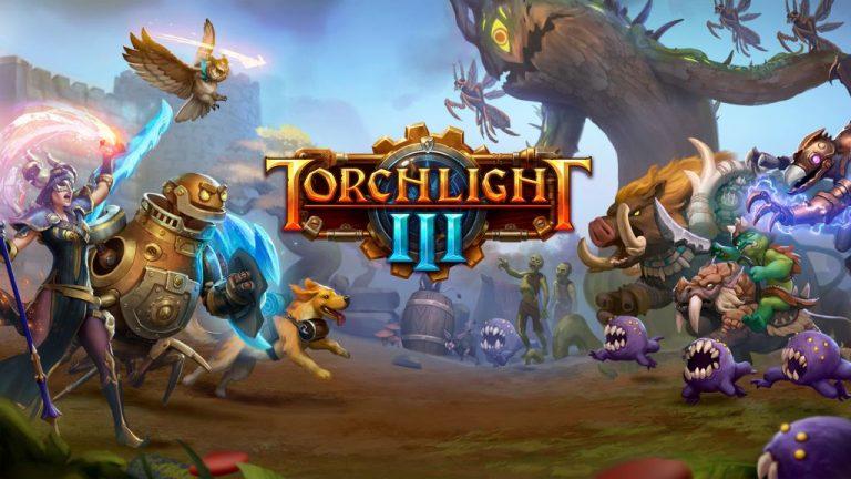 Torchlight III – Un RPG estilo diablo que divertirá a los fans del género